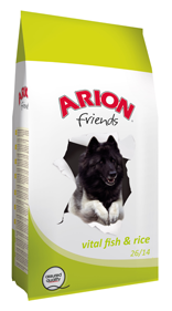 Arion Adulto Con Atún y Arroz  15 Kg